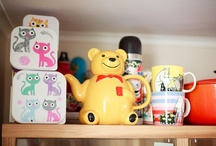 Colorful and playful Home / My dream home is full of colors, weird toys and stuff that makes you smile.