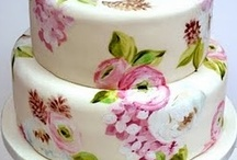 Cakes & Treats / Sugary sweet ideas for desserts for weddings, showers, and other events.