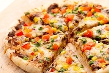 Food Pizza / Pizza's and more Pizza's / by Betty J Roberts