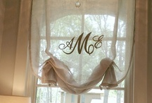 I Love Burlap! / Burlap decor and DIY projects.