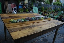 Pallet Love / Design anything with pallets. DIY with pallets.