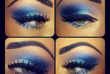 Nails & Eyes / by Mrz. Shakira Bello