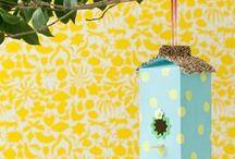 Kleur in je interieur: GEEL / Geel maakt je vrolijk!