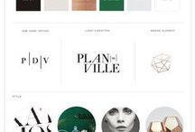 + BRANDING + / Inspiration for branding  //  http://www.laurenmmills.com //