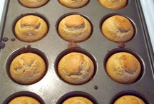 Food Muffins / variety of muffin recipes / by Betty J Roberts