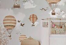 De kinderkamer / Lief, stoer, vrolijk, spannend, rustig, uitbundig...