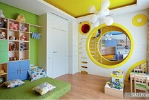 Play Room/Inside/Outside / by Christina Ray
