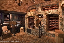 Wine Cellar/Pantry / by Christina Ray