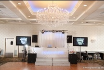 Bar/Bat Mitzvahs at the Crystal Ballroom / This Monmouth County facility is your destination for any wedding, mitzvah, social or corporate event. www.CrystalBallroomNJ.com