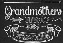 Chalkboard Art / Fun projects for chalkboard art.