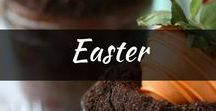 Celebrate: Easter / Go festive with the best Easter ideas, crafts, decorations and food. Make Easter wreaths, baskets, eggs, treats and more!