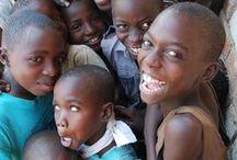 AFRICA / // mercyinkblog.com //  / by Lauren // MERCY iNK