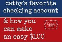 Ways to Make Money/Rewards