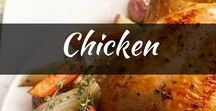 Recipes: Chicken Recipes / Check out the best chicken recipes from baked, boneless, healthy, asian, grilled and crockpot chicken recipes. Great for a family dinner or quick oven solo eats.