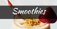 Recipes: Smoothies Recipes / Whip up new healthy smoothies from avocado, green smoothies, breakfast, coffee. Great smoothie ideas and recipes that you can make easily and on the go.