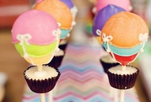 Food Cake Pops / cake pops....for those people who do make these (I don't, yet) & for those who wish to make them.....now where is all those cake pops that I was seeing on Pinterest until I decided to make this board? / by Betty J Roberts