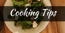 Cooking Tips / Get to find the best cooking tips and tricks, guides, hacks to make cooking easy for beginners. Find healthy and helpful pins from expert home cooks from basic food preparation, cooking, measuring and more!
