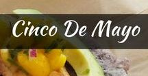 Recipes: Cinco De Mayo and Mexican Food Recipes / Get the most of your Cinco De Mayo celebration with the best authentic and traditional mexican food recipes from chicken, casserole, pinatas, tacos, chips and dips, spicy flavored dishes for your party!