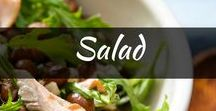 Recipes: Salad Recipes / Time for best healthy salad recipes. From chopped, pasta, thai, chicken salad you can find easy recipes to make. Find also salad dressings, broccoli, potato and greek variations!