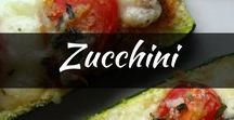 Recipes: Zucchini Recipes / Can't get enough of Zucchini? Check out the best Zucchini recipes like bread zucchini, chips, chicken, fries, noodles, lasagna and more!