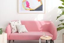 Living Rooms / by Becca Anne