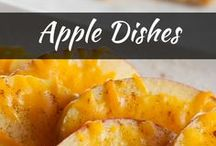 Recipes: Apple Dishes / Some FAB ways to put those awesome apples to use in your daily menus!
