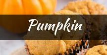 Recipes: Pumpkin Recipes / Find the best pumpkin recipe for your fall or thanksgiving menu. Recipes that are easy to do, fresh, savory, from soups, pies, dinner and desserts!