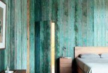 """Trendkleur 2014: TEAL / Flexa: """"een prachtige mix van een diep groen-blauw die staat voor balans, verfijning, kalmte en veelzijdigheid. Deze kleur van het jaar 2014 wordt vaak gebruikt om het schitterende blauwgroen van tropische oceanen mee te beschrijven"""""""