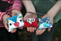 Sewing Projects for Kids / Hand sewing projects to make with your children To be invited comment on the latest pin / by Trixi