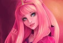 Princess Bubblegum / My board dedicated to PB from Adventure Time