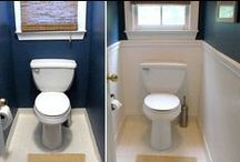 Bathroom, toilet / bathroom - toilet