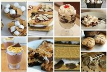 S'mores / A variety of yummy s'mores!