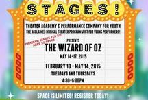 Stages! / STAGES! provides a unique opportunity for students in Grades 4-12 to learn about all aspects of Musical Theater.