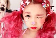 Fairy Kei & Decora style / Pasel, tulle, cute and accessories