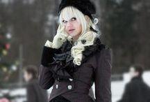 Gothic Lolita / Kuro and gothic lolita