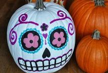 Halloween/Day of the Dead / by Jess Strickland