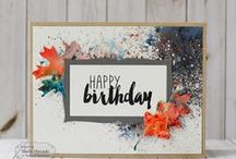 Cardmaking-Birthday / Free instructions to magnificent handmade birthday cards.