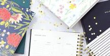 + PLANNING & GOALS + / Some of my favorite resources + ideas for planning, goal setting, time management, & more.