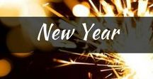Celebrate: New Year / Celebrate your New Year's Eve with great party ideas, food and drinks! Have a blast this new year with amazing new resolutions.