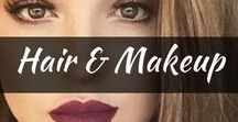 Hair, Makeup, Nails / Find best hair styles, makeup tutorials, nail art designs for your next stylish beauty inspiration! Check often to see the latest trends on hair, makeup and nail ideas.