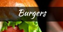 Recipes: Burgers Recipes / See great tasting, juicy burgers ever made. Check out the best burger recipes, beef, bacon, veggie, grilled, on the stove and more!
