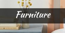DIY: Furniture / Get to find the best furniture ideas, rustic diy, cheap ways to makeover and repurpose knock off furniture and fabulous furniture before and afters!