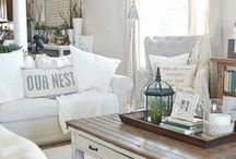Our Nest / A mixture of ideas that I plan for a future house, and just a little bit of everything.