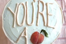 Deliciously sweet / by Rachel Gaetz