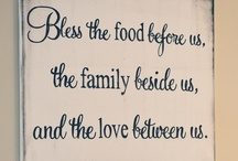 MY RECIPE BOX / FOOD