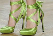 Style - SHOES / by Maria Vargas-Uribe