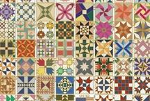Patrones - Quilts