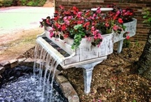 gardening stuff / by Linda Delamater