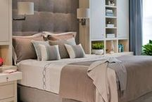 Tranquil Beige / The zen and quietness of beige interiors, linens, and finishes.