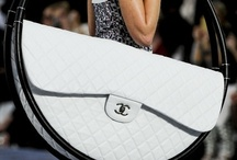 PFW RTW S/S13 Bags / From Chloé's new colorblocked Amelia shoulder style to Chanel's amazing hula-hoop pouch, the runways of Paris offered no shortage of gorgeous bags. Herein, the very chicest of them all.